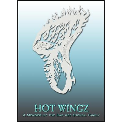 Pochoirs Hot Wings 8007