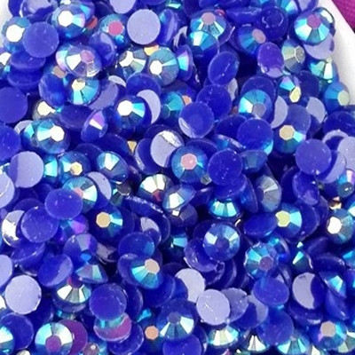 Strass 3mm - 10 000 pièces - AB Sapphire Blue