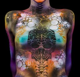 Livres de Body Art / Body Painting