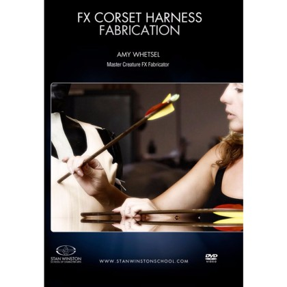 DVD Amy Whetsel : FX Corset Harness Fabrication