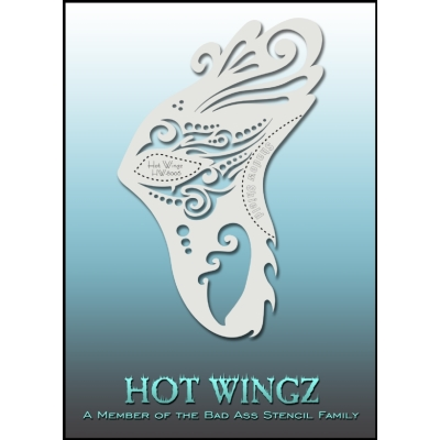 Pochoirs Hot Wings 8006