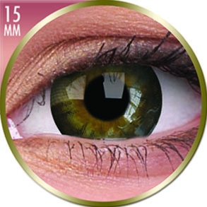 Lentilles Big Eyes 15mm - 3 mois - Defined Ring
