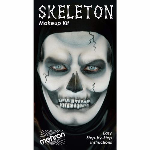 Kit de maquillage Squelette Character Makeup Kit Skeleton