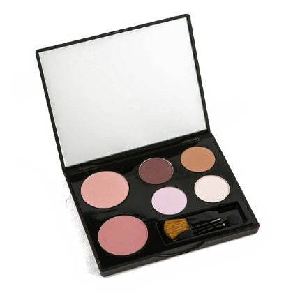 Palette VIDE Face Kit de 4 fards à paupières + 2 blush