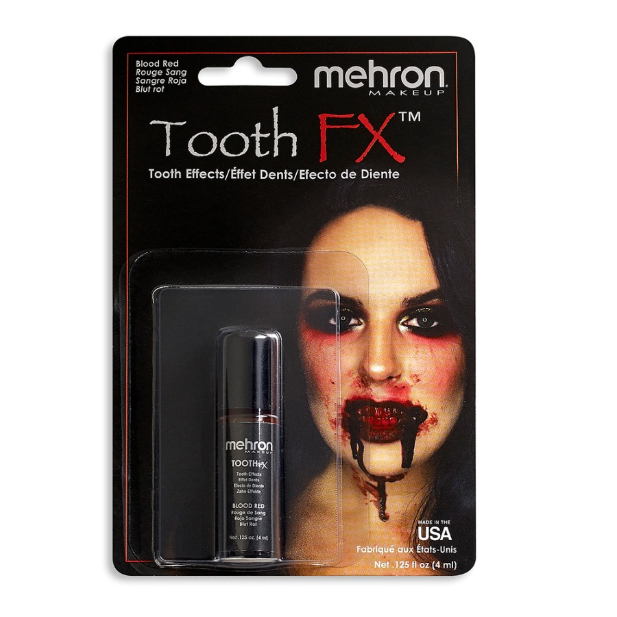 Tooth FX 0,25oz (7ml) - BLOOD RED