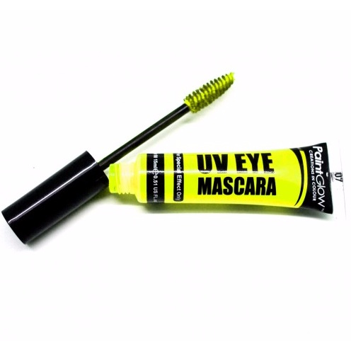 UV Eye Mascara - Mascaral UV - 15ml - YELLOW