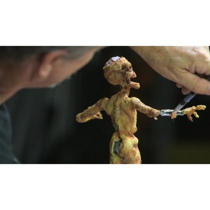 DVD Chiodo Bros. : Stop Motion Animation Part 1 - Puppet Creation
