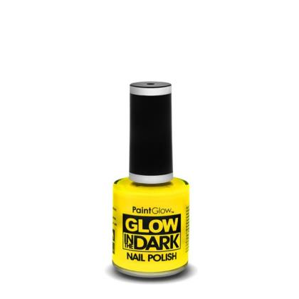 Vernis à Ongles GLOW IN THE DARK 12ml YELLOW