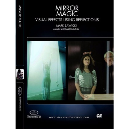 DVD Mark Sawicki : Mirror Magic - Visual Effects Using Reflections
