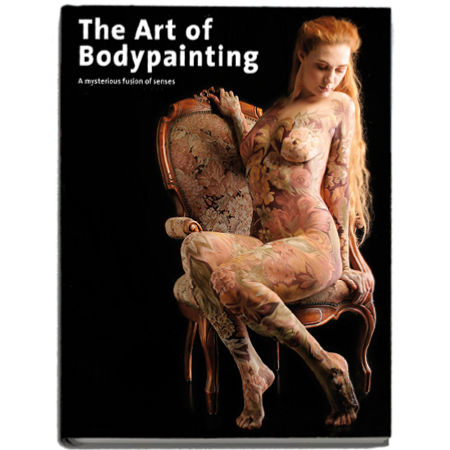 Livre The Art of Body Painting