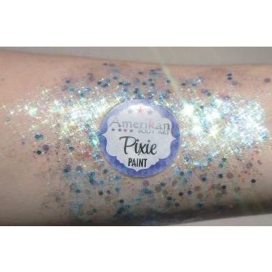 Paillettes Pixie Paint Bleu BLUE MONDAY 1oz (30ml)