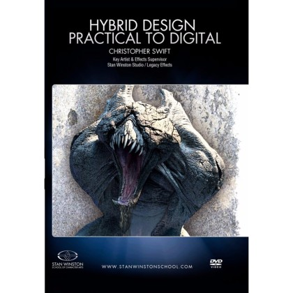 DVD Christopher Swift : Hybrid Design Practical to Digital