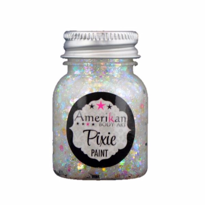 Paillettes Pixie Paint Cristale ABRACADABRA 1oz (30ml)