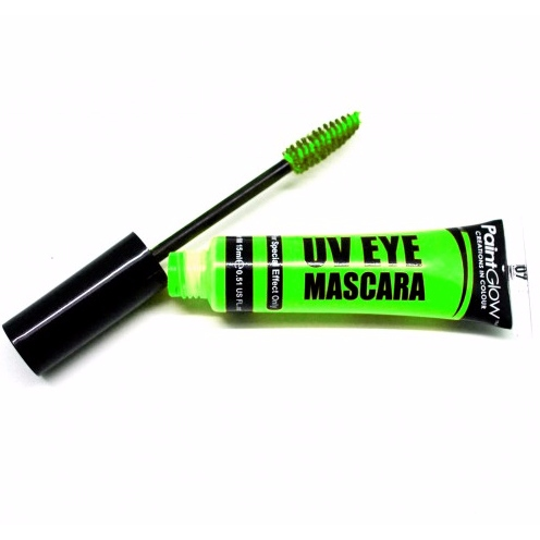 UV Eye Mascara - Mascaral UV - 15ml - GREEN