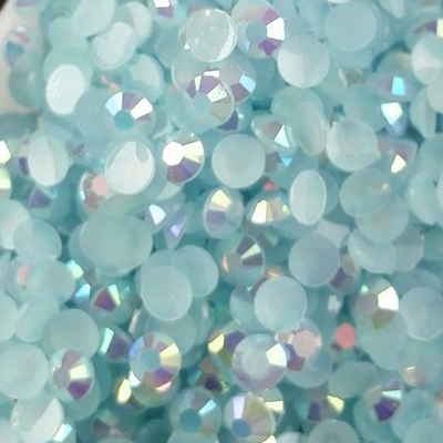 Strass 3mm - 10 000 pièces - AB Light Blue