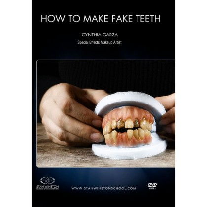 DVD Cynthia Garza : How To Make Fake Teeth