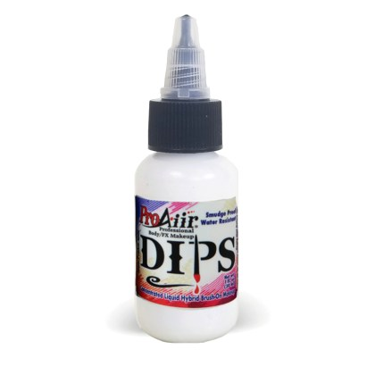 Fard Waterproof ProAiir DIPS 1oz (30 ml) - White