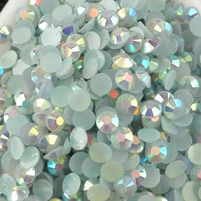 Strass 3mm - 10 000 pièces - AB Grey Magic