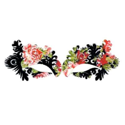 Autocollant Eye Mask Sticker 13