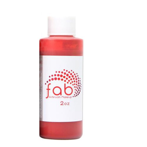 Fard Fluide pour Aérographe - Hybrid Airbrush 2oz (60ml) - Ruby Red