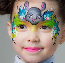 Face painting et Body painting