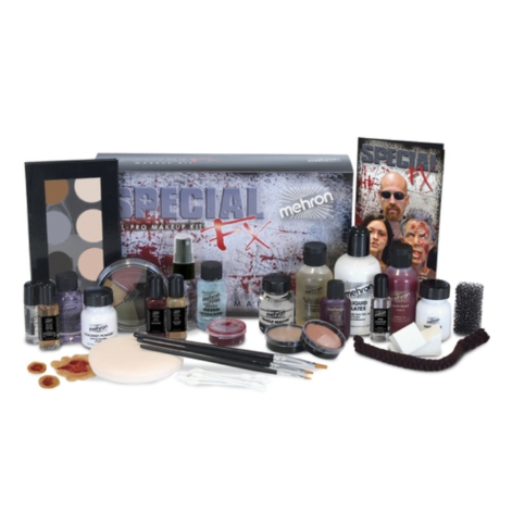 Kit Maquillage - Special Effects Professionnal MEHRON