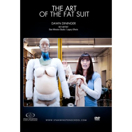 DVD Dawn Dininger : The Art Of The Fat Suit