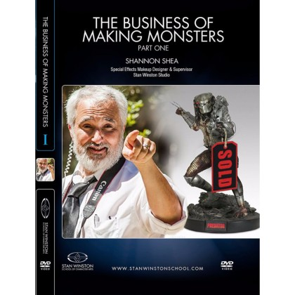 DVD Shannon Shea : The Business of Making Monsters - Part 1