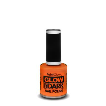 Vernis à Ongles GLOW IN THE DARK 12ml ORANGE