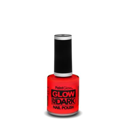 Vernis à Ongles GLOW IN THE DARK 12ml RED