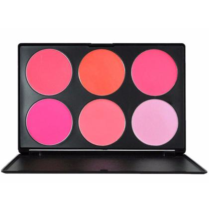 Palette de 6 Blush Flash 270g