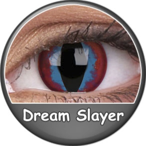 Lentilles Fantaisies 14mm - 12 mois - Dream Slayer