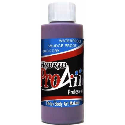 Fard fluide Waterproof pour aérographe ProAiir HYBRID 2oz (60 ml) - Purple