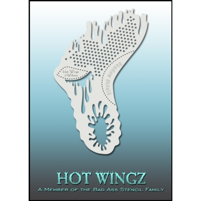 Pochoirs Hot Wings 8004