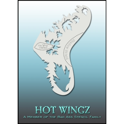 Pochoirs Hot Wings 8005