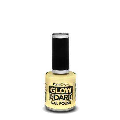 Vernis à Ongles GLOW IN THE DARK 12ml TRANSPARENT LUMINEUX