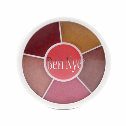 Palette de 6 Gloss Coloré Lip Gloss Wheel 26g