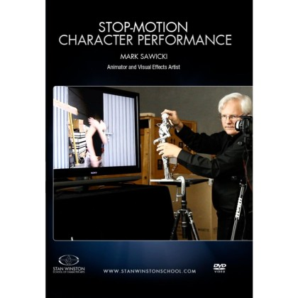DVD Mark Sawicki : Stop-Motion Character Performance