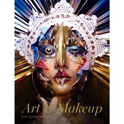 Livre ART & MAKEUP by Lan Ngyuen-Grealis
