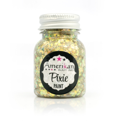 Paillettes Pixie Paint Doré LUCKY STAR 1oz (30ml)