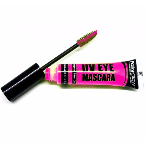 UV Eye Mascara - Mascaral UV - 15ml - PINK