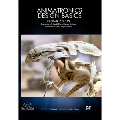 DVD Richard Landon : Animatronics Design Basics
