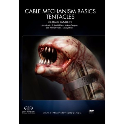 DVD Richard Landon : Cable Mechanism Basics - Tentacles