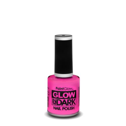 Vernis à Ongles GLOW IN THE DARK 12ml PINK