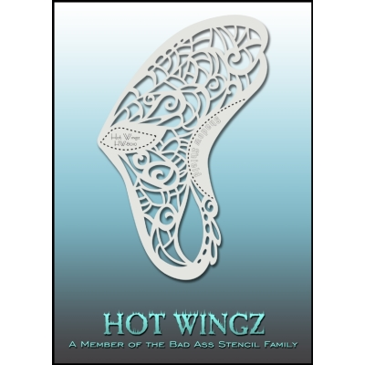 Pochoirs Hot Wings 8010