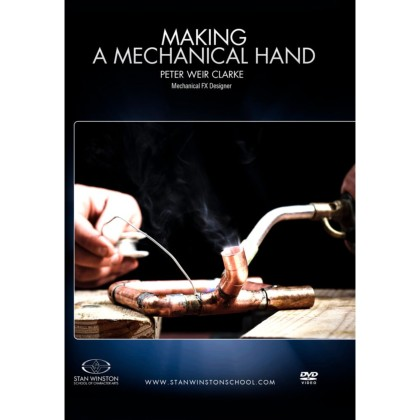 DVD Peter Weir Clarke : Making A Mechanical Hand