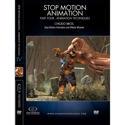DVD Chiodo Bros. : Stop Motion Animation Part 4 - Puppet Animation