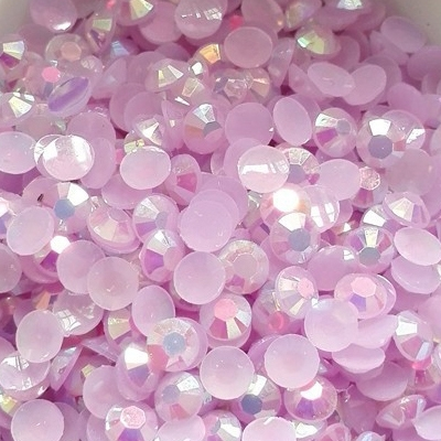 Strass 3mm - 10 000 pièces - AB Light Purple