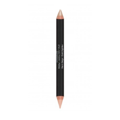 Crayon Correcteur et illuminateur Concealer Brow Highlighter Duo Warm beige 5.6g