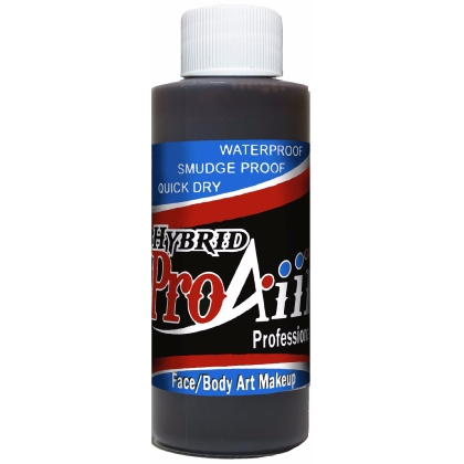 Fard fluide Waterproof pour aérographe ProAiir HYBRID 2oz (60 ml) - Brown